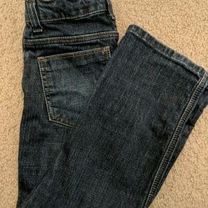 Boys Wrangler straight jeans sz8